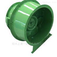斜流风机0.75KW管道式GXF-I-4.0F 鼓形风筒