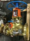氧氣減壓閥YK43F-40T DN50