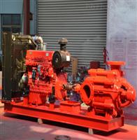 增压柴油机消防泵组