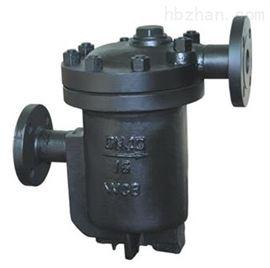 ER28倒置桶先導式蒸汽疏水閥工作原理