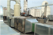 木制家具廠噴漆廢氣處理設備
