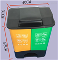 湖北塑料分類垃圾桶廠家