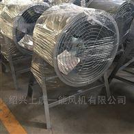 SWF-I-10低噪聲高效防爆軸流風機