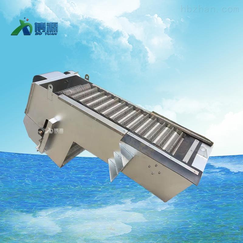 固液分離回轉式格柵除污機