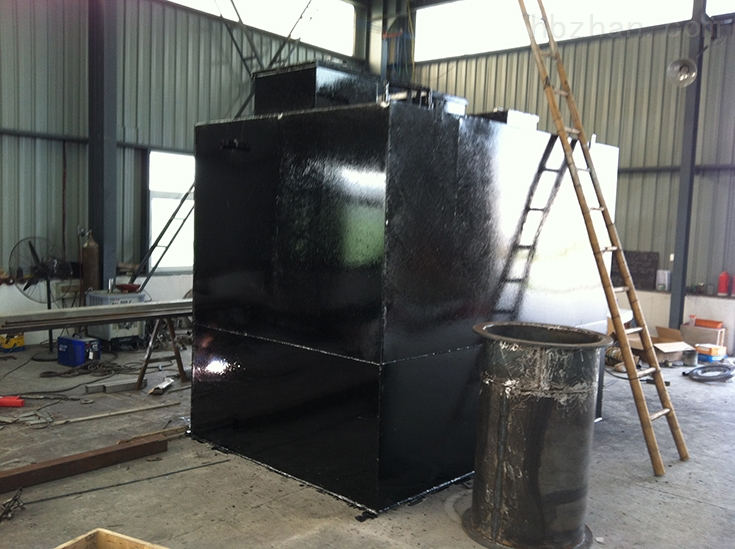 污水处理地埋设备,材质铸铁