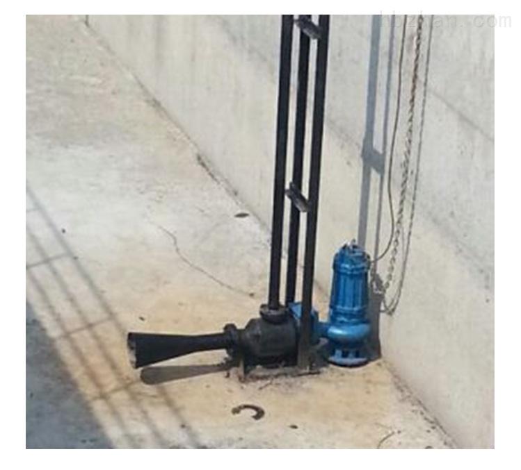 南京QSB1.5深水自吸式射流曝气机