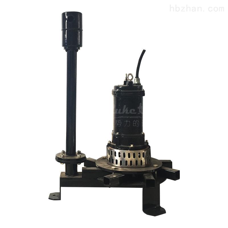 NQXB型新式离心潜水曝气机