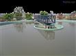 濃縮池懸掛式中心傳動刮泥機
