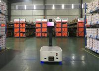 仓储机器人厂家