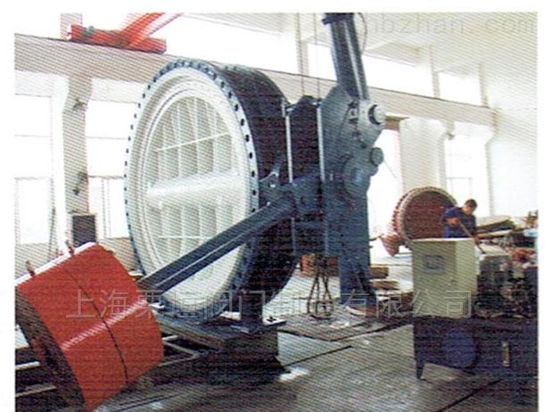 重锤式液控蝶阀D743H-16C
