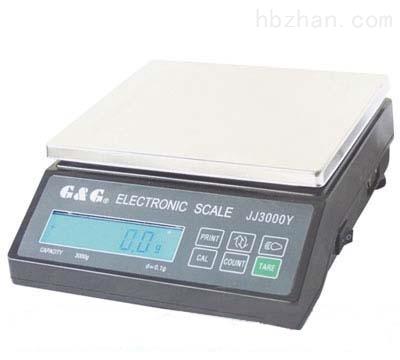 北京促销高精密电子天平JJ-2000型2kg/0.1g