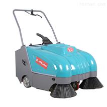 手推式扫地机电动扫地吸尘车扫砂石落叶石子