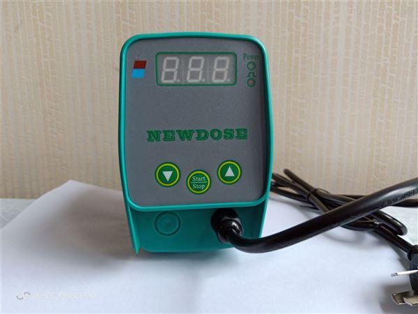 新道茨(NEWDOSE)带4-20mA模拟信号电磁隔膜泵
