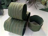 耐磨通风帆布软接头生产厂家