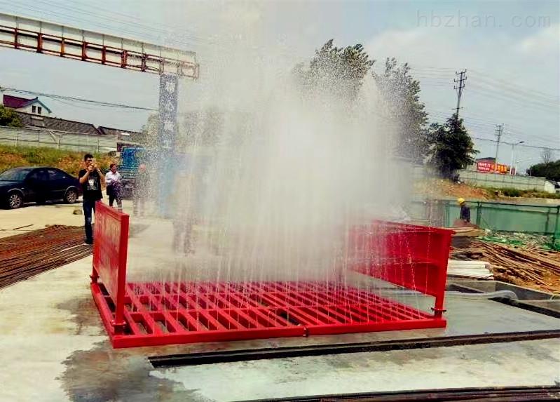 利川工地洗车机对于城市改善环境的意义