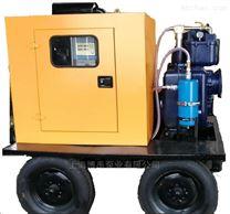 防汛排澇移動泵車
