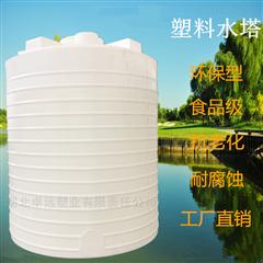 10吨黄梅10吨塑料水箱 PE水箱 水塔厂家直销
