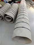 扁钢型帆布伸缩布袋供应商