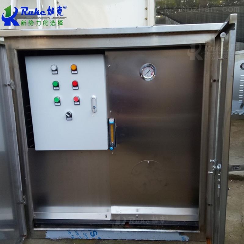 RWP750黑臭污水增氧机曝气机