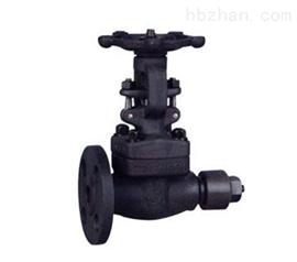 Z41H鍛鋼閘閥(焊接式閥蓋)價格