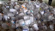 江苏医疗废弃物吊瓶吊袋回收加工设备