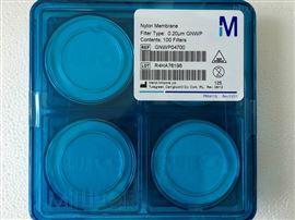 GNWP04700millipore微孔滤膜0.22um尼龙材质