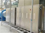 喷漆行业VOC废气处理