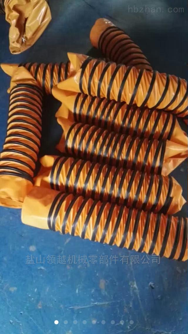 硅胶布伸缩软连接供应