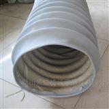 耐高溫伸縮通風管產品報價
