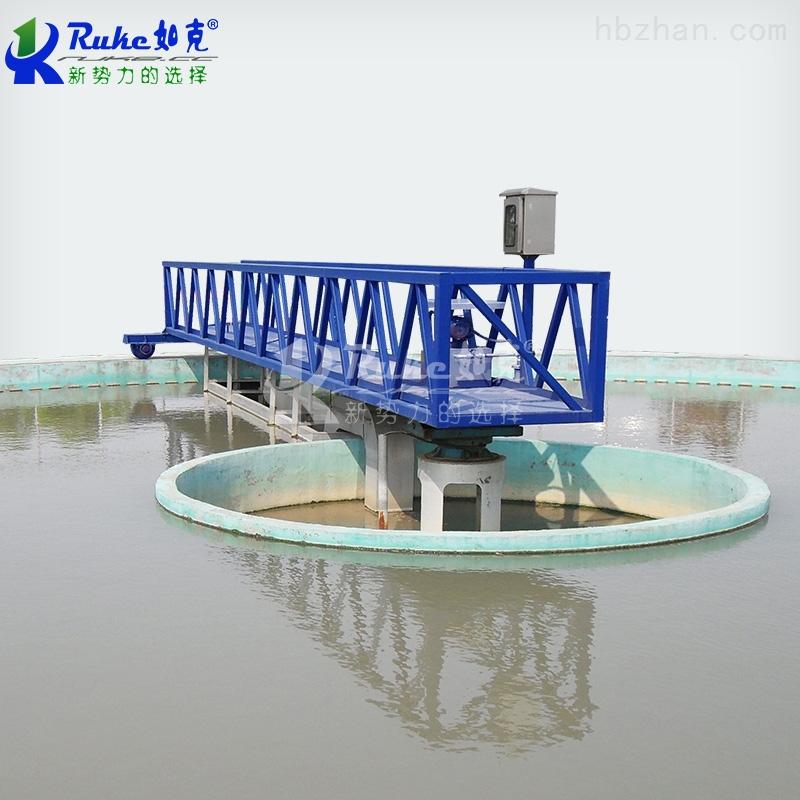 ZBXN-5如克*周边传动半桥式吸泥机刮泥机