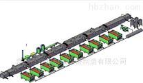 日处理80-100吨隧道炉连续炼油设备