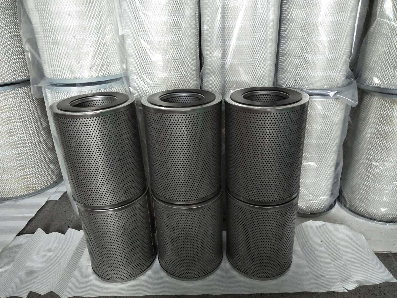 不锈钢滤芯滤筒折叠滤芯厂家