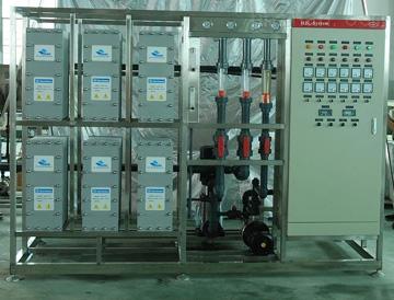 液晶清洗超纯水设备
