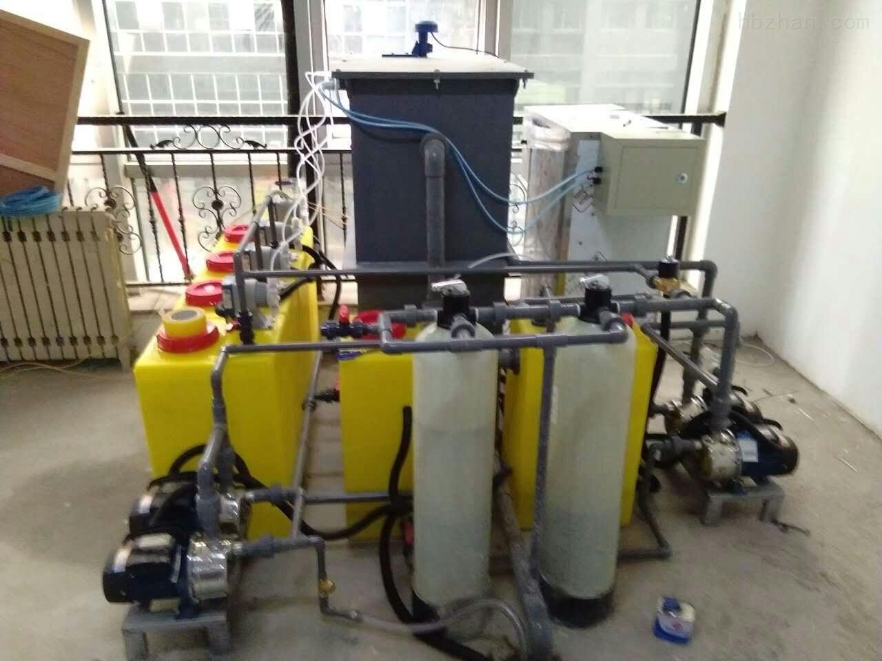 中卫市学堂实验室污水处理设