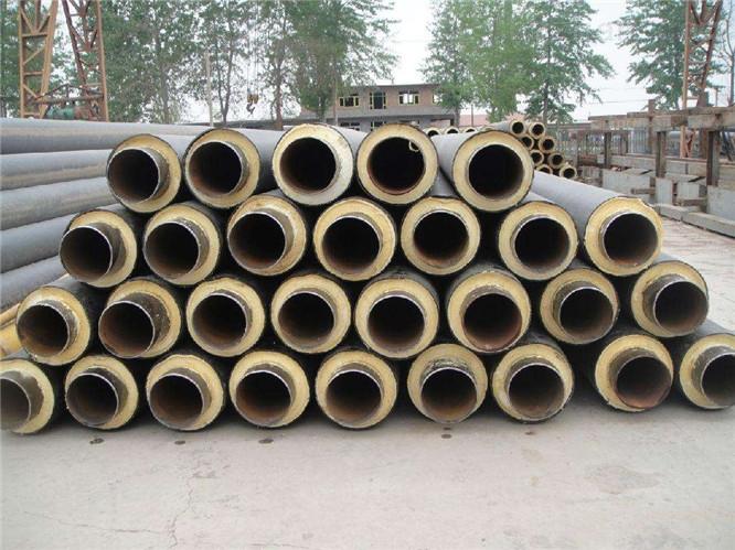聚乙烯直埋硬质保温管