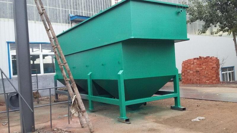 北京固液分離豎流式沉澱池生産廠家