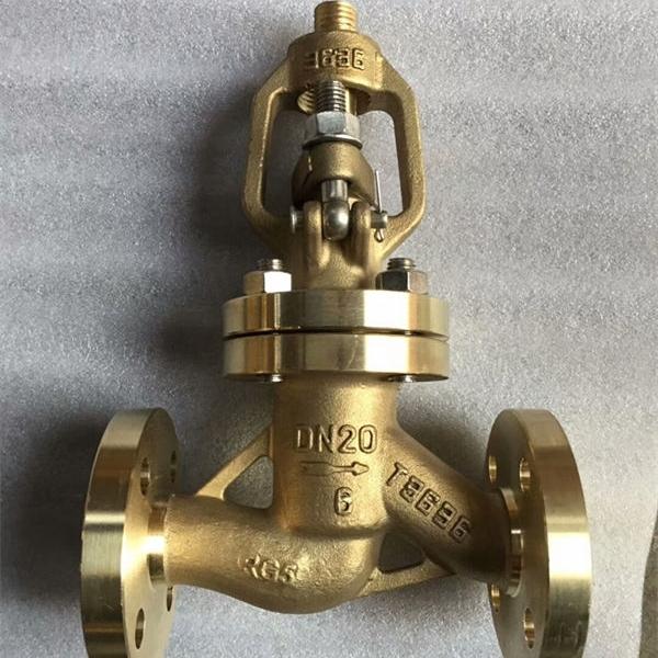 铝青铜截止阀J41F-16