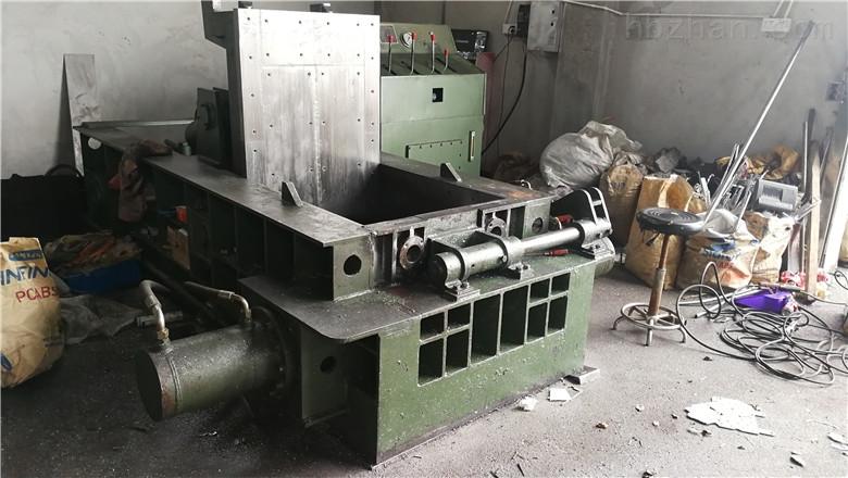 废不锈钢压块机