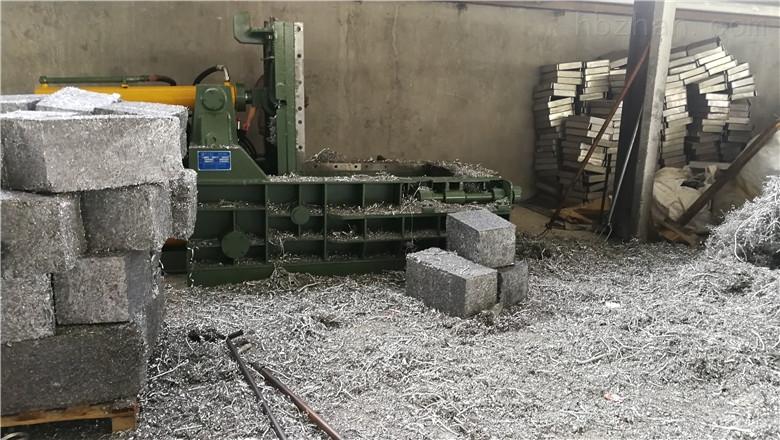 废铝压块机 申远重工 废铝处理