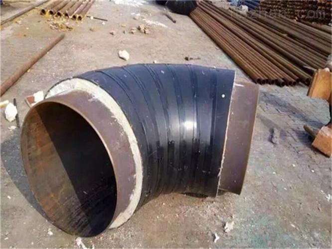 聚氨酯直埋暖气管道/预制直埋保温管型号