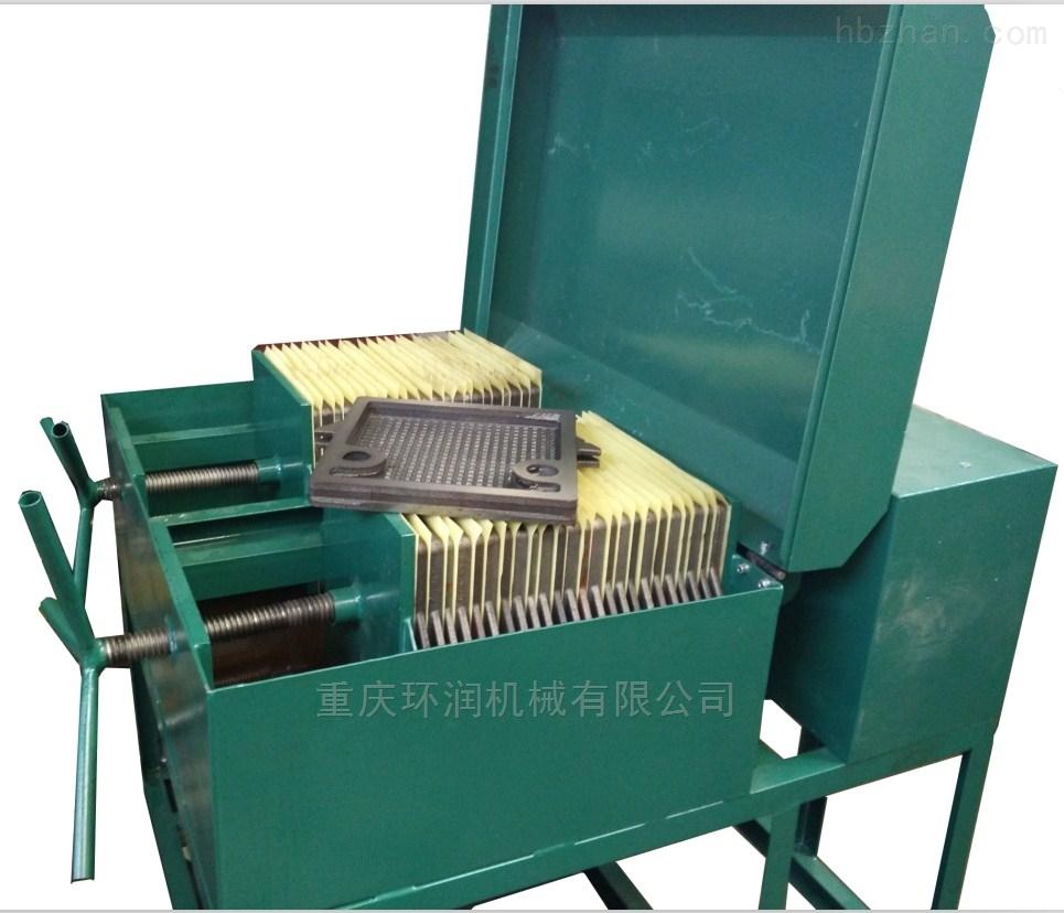 LY-300型柴油过滤杂质专用板框滤油机