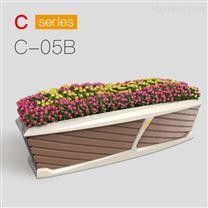 德澜仕C-05系列花箱 道路室内用花盆