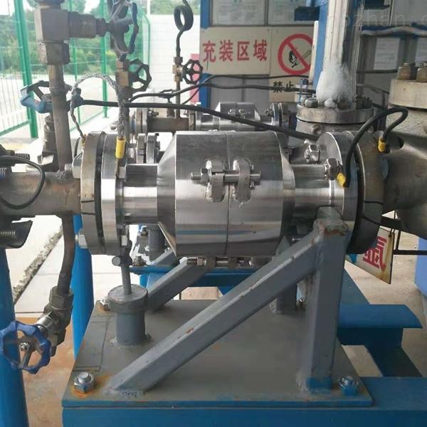 液氧充装低温拉断阀LDF-DN40