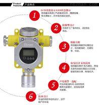 化工廠酒精超標檢測裝置 乙醇泄漏報警器