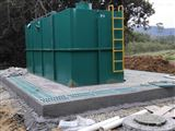 CW河南食品工业废水一体化处理设备