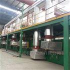 大城玻璃棉生产线厂家现场制作