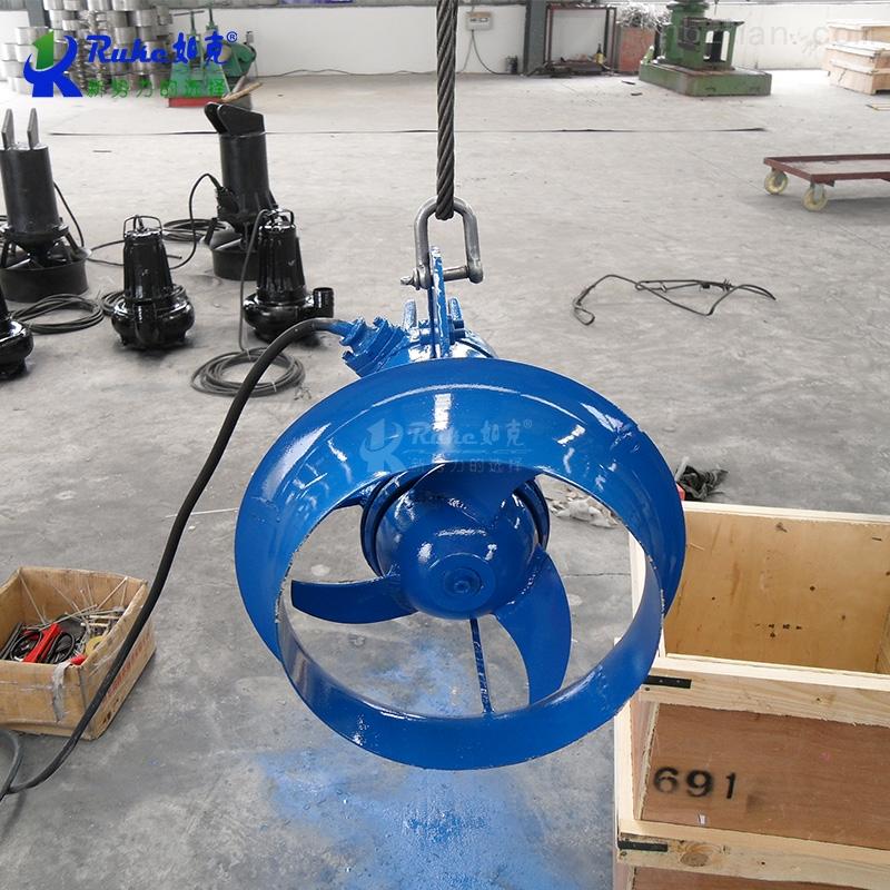 QJB3/8-400/3-740多功能潜水搅拌机