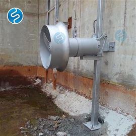 水下搅拌机的安装步骤、注意事项和验收标准