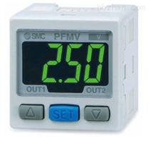 调试说明:日本SMC电压显示器PFMV301