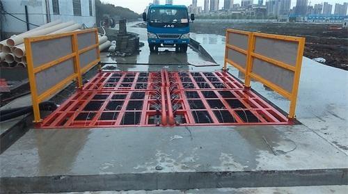 枣阳建筑工地洗车台自带水循环系统